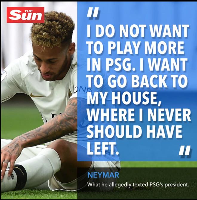 Ronaldo và Neymar đóng quảng cáo (The Sun) - Bóng Đá