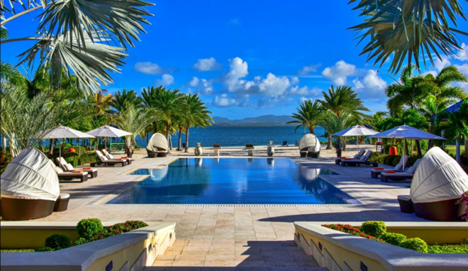 Inside Lionel Messi's luxury Caribbean holiday resort Jumby Bay where private villas cost £5k per night and Sir Paul McCartney has once stayed - Bóng Đá