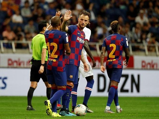 TRỰC TIẾP Barcelona 1-2 Chelsea: Rakitic lập siêu phẩm (KT) - Bóng Đá