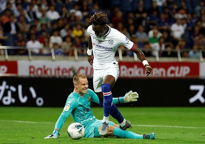 TRỰC TIẾP Barcelona 0-1 Chelsea: Abraham nổ súng (H1) - Bóng Đá