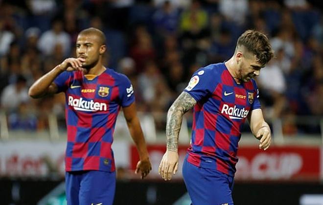 TRỰC TIẾP Barcelona 0-1 Chelsea: Kepa xuất thần (H2) - Bóng Đá