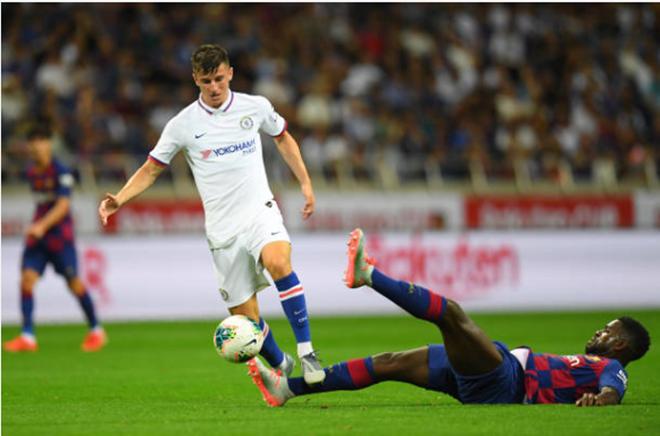 TRỰC TIẾP Barcelona 0-1 Chelsea: Tân binh De Jong vào sân (H2) - Bóng Đá