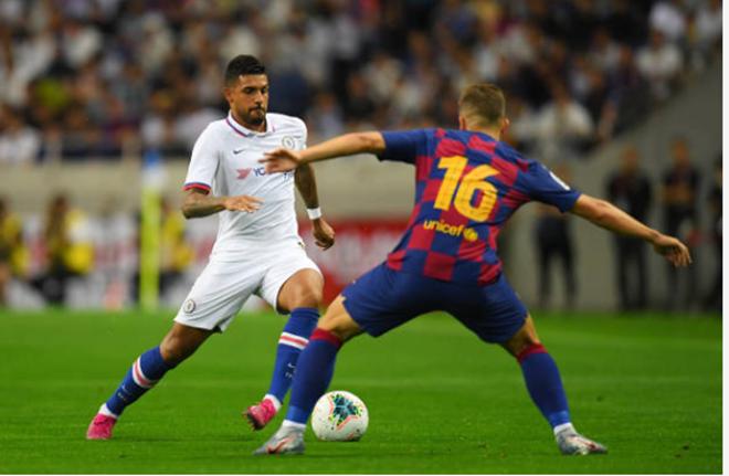 TRỰC TIẾP Barcelona 0-0 Chelsea: Kepa giải nguy (H1) - Bóng Đá