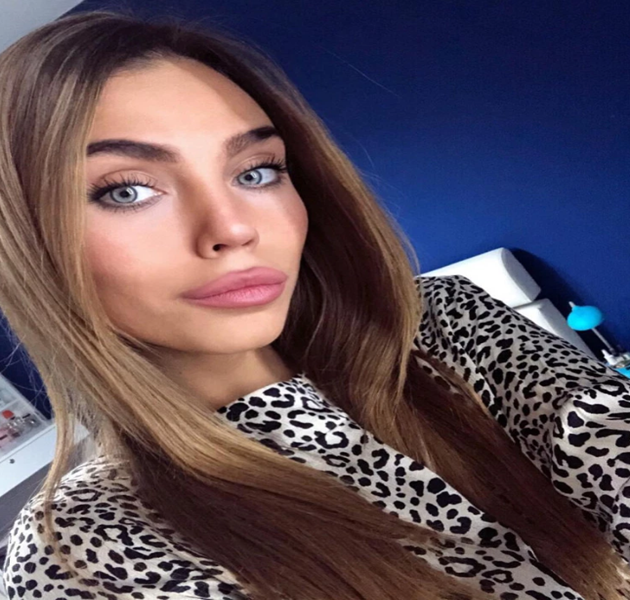 Man Utd target Sergej Milinkovic-Savic's gorgeous Wag Natalija Ilic studied medicine in Serbia and is a doctor in Rome - Bóng Đá