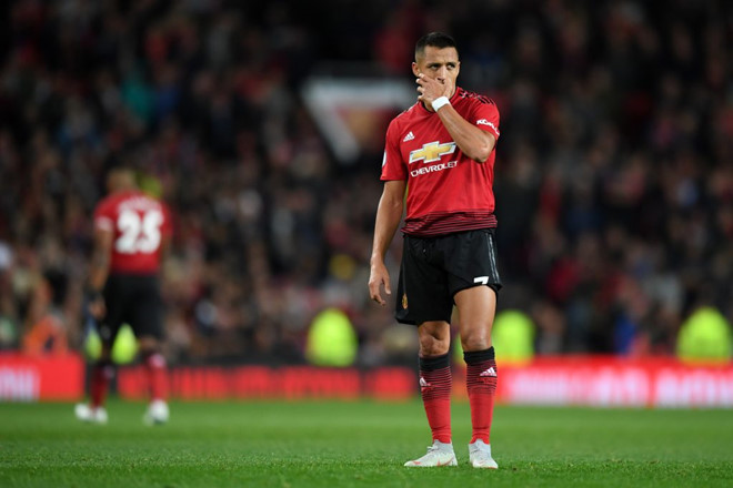 Man Utd flop Alexis Sanchez 'begged stunning TV host to go to his house' but she refused as 'he was a stranger' - Bóng Đá