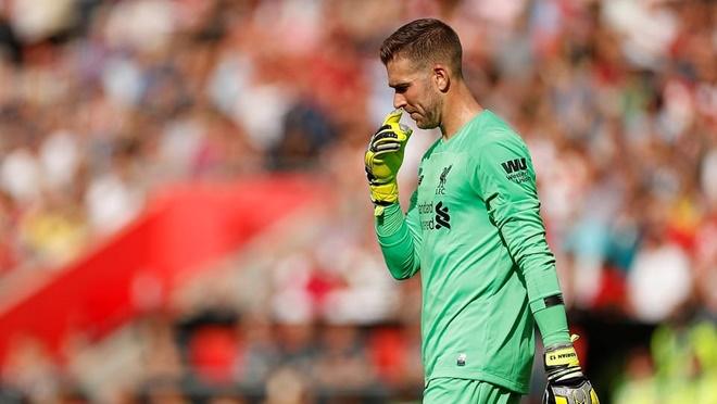 Who is Liverpool goalkeeper Caoimhin Kelleher?  - Bóng Đá