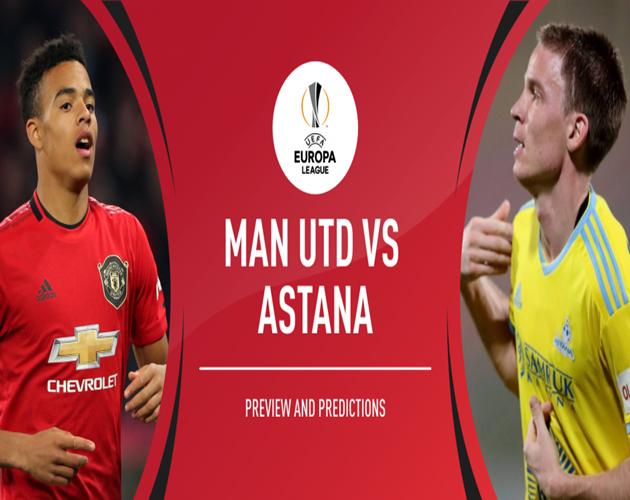 Nhận định Man Utd vs Astana - Bóng Đá