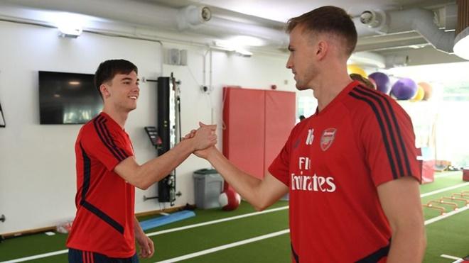 Kieran Tierney's attitude can make a big difference to this Arsenal team - Bóng Đá
