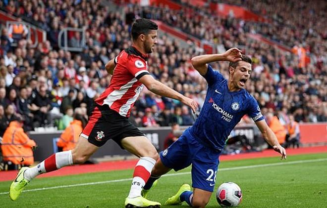 TRỰC TIẾP Southampton 0-1 Chelsea: Sát thủ Abraham nổ súng(H1) - Bóng Đá