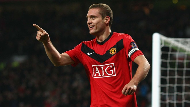 Man Utd Team of the Decade: Rooney & Van Persie lead the line - Bóng Đá