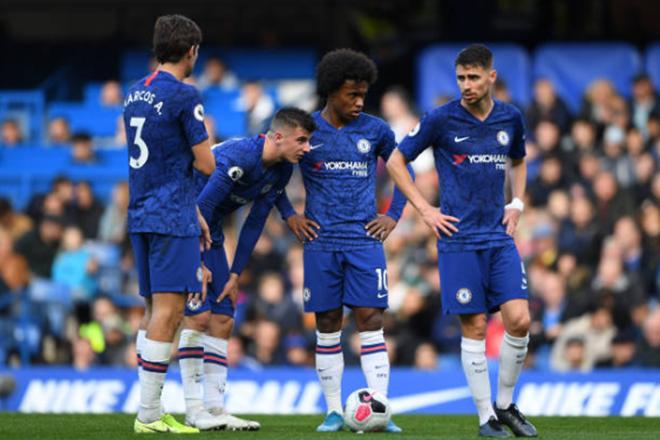 TRỰC TIẾP Chelsea 0-0 Newcastle United: Lampard quyết định bất ngờ! (H2) - Bóng Đá