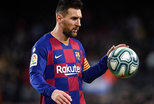 Alongside Lionel Messi and Robert Lewandowski, here's Europe's top 10 performers this season - Bóng Đá