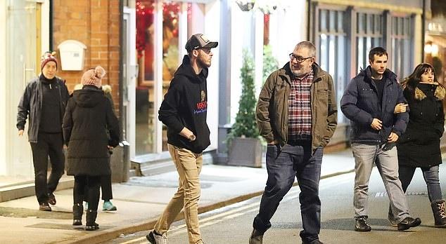 De Gea đi ăn tối cùng bạn gái sau sai lầm trước Watford (Daily Mail) - Bóng Đá