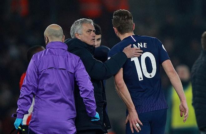 Vai trò của Harry Kane dưới triều đại Mourinho - Bóng Đá