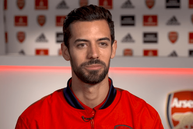 Pablo Mari raves about 'unbelievable' Arsenal team-mate David Luiz and thanks fans for support - Bóng Đá