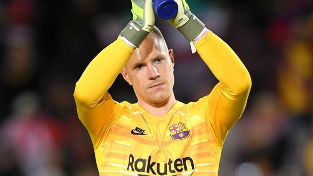 Ter Stegen deserves new Barcelona contract but not pay parity with Messi and Suarez – Rivaldo - Bóng Đá