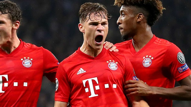Kimmich: Players 'have a responsibility' to help fight coronavirus - Bóng Đá