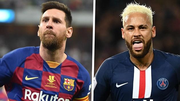 Neymar is ready to lead Barcelona alongside Messi - Rivaldo - Bóng Đá