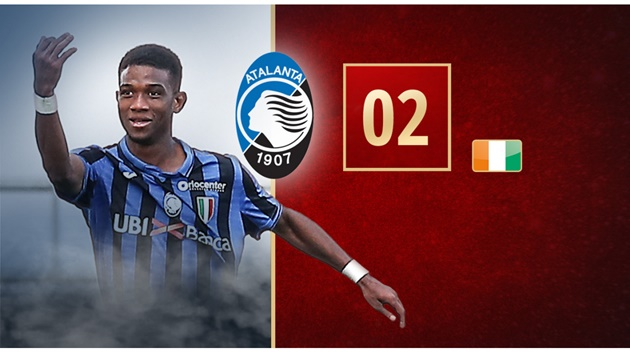 Amad Traore: Atalanta's teen sensation linked with Europe's elite - Bóng Đá