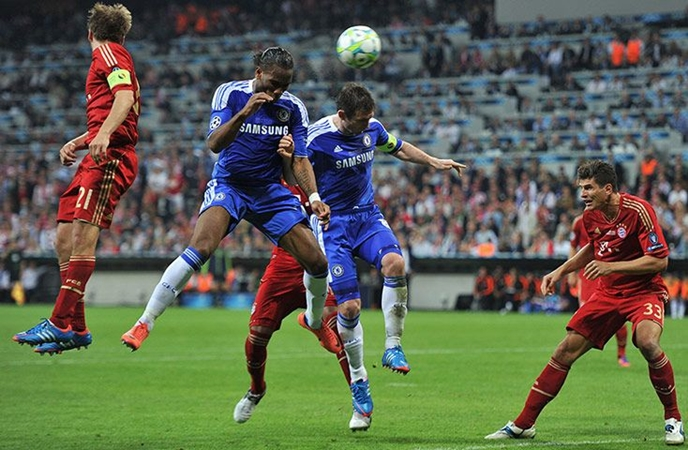 'You have to believe' - Drogba reveals how 'maestro' Mata inspired Chelsea's Champions League final win - Bóng Đá
