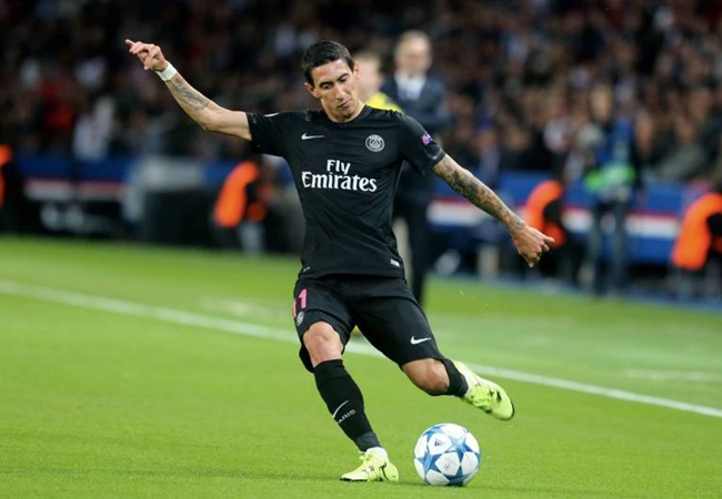 I'm happy I didn't join Barcelona, says PSG star Di Maria - Bóng Đá
