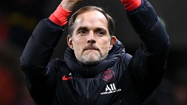 PSG's Leonardo confirms that Tuchel will stay on as manager - Bóng Đá