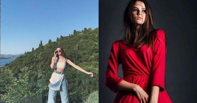 Stunning Dolce & Gabbana model, 21 - Bóng Đá