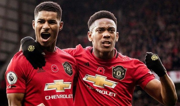 Manchester United's Rashford, Martial have no 'divine right' to start - Solskjaer - Bóng Đá
