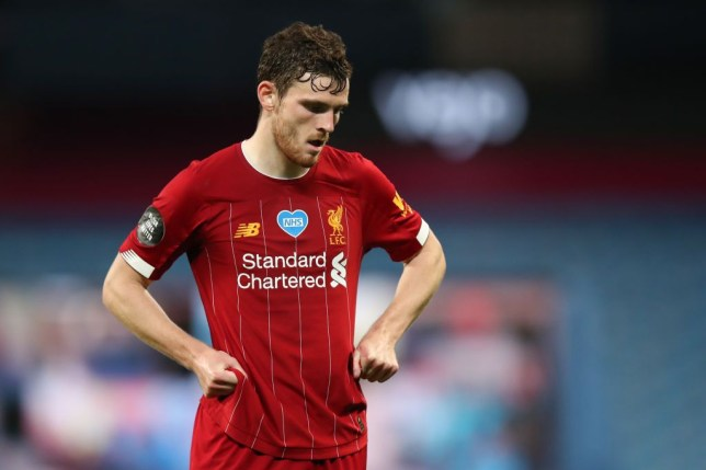 Michael Owen blasts Liverpool star Andrew Robertson for two costly mistakes in Man City defeat - Bóng Đá