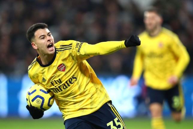 Gabriel Martinelli signs new Arsenal contract - Bóng Đá