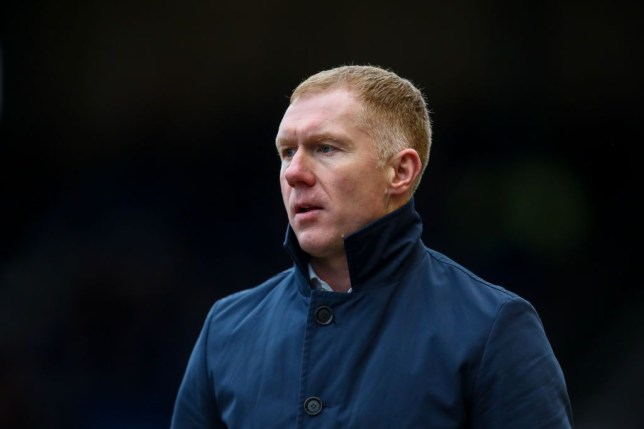'He's the real deal' – Paul Scholes says Manchester United should have signed Erling Haaland in January - Bóng Đá