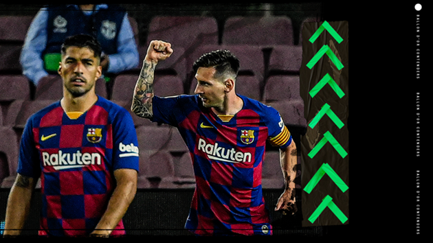 Ballon d'Or 2020 Power Rankings: Messi moves up as Fernandes enters the top 10 - Bóng Đá