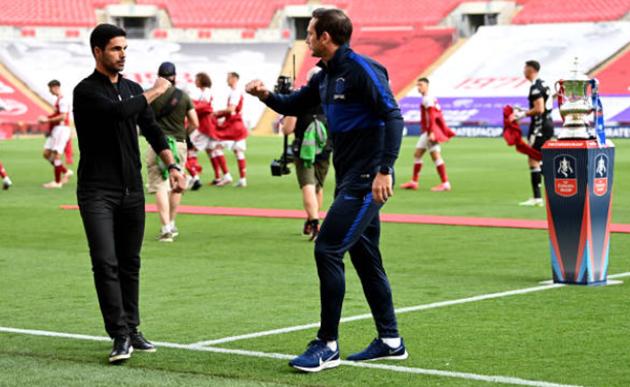 TRỰC TIẾP Arsenal 0-0 Chelsea: Giroud