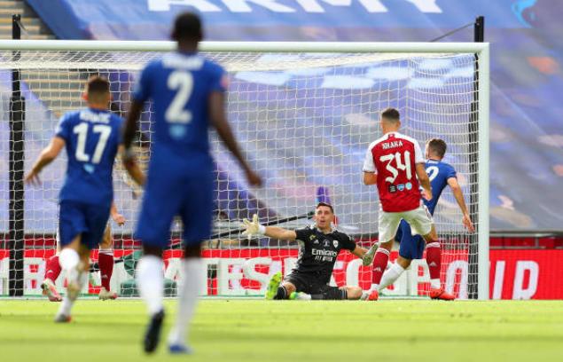 TRỰC TIẾP Arsenal 0-1 Chelsea: Pulisic khai nòng! (H1) - Bóng Đá