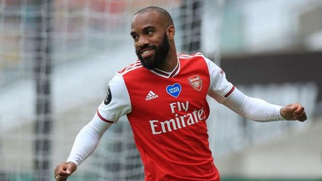 FA Cup triumph would save Arsenal's season, says Lacazette - Bóng Đá