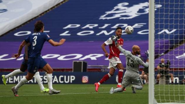 TRỰC TIẾP Arsenal 2-1 Chelsea: Cú đúp cho Aubameyang (H2) - Bóng Đá