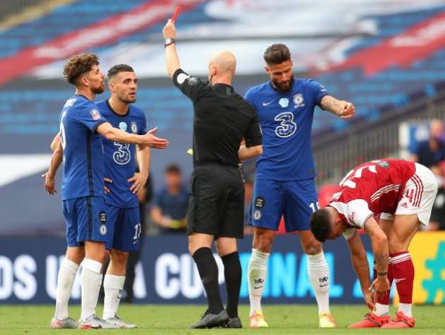 TRỰC TIẾP Arsenal 2-1 Chelsea: Kovacic nhận thẻ đỏ! (H2) - Bóng Đá