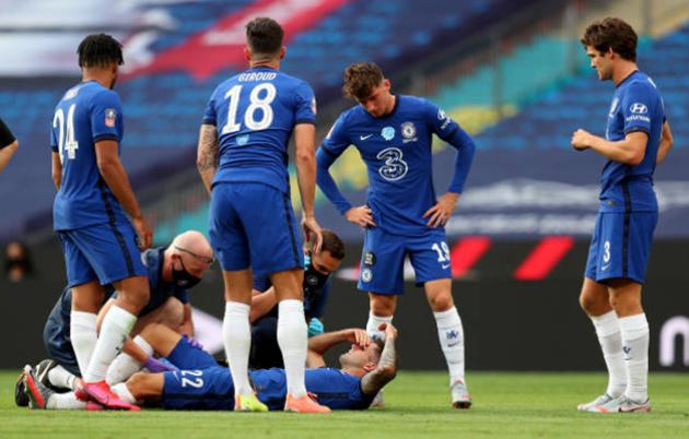 TRỰC TIẾP Arsenal 1-1 Chelsea: Người hùng Pulisic chấn thương (H2) - Bóng Đá