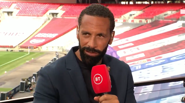 Frank Lampard 'sent message' to Chelsea squad with FA Cup final decision, says Rio Ferdinand - Bóng Đá