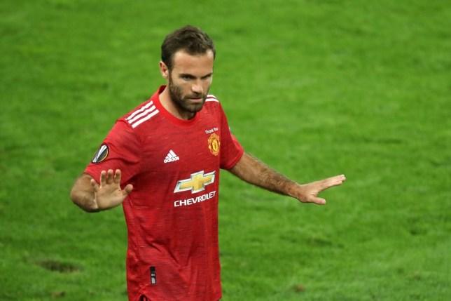 Ole Gunnar Solskjaer singles out Manchester United star Juan Mata after Copenhagen win - Bóng Đá