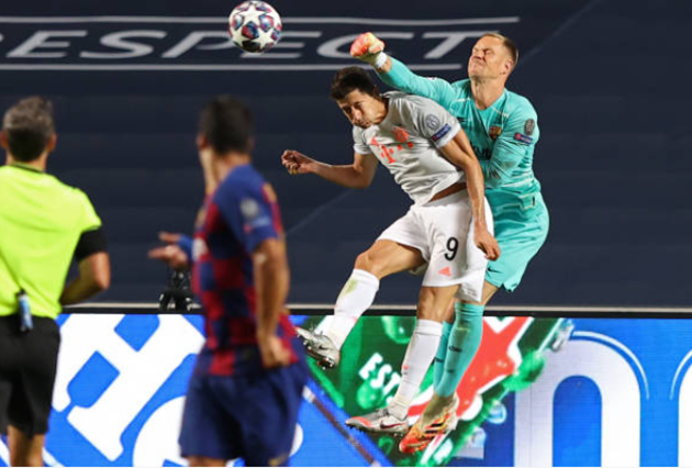 5 điểm nhấn Barcelona vs Bayern - Bóng Đá
