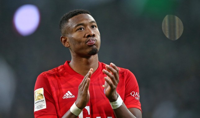 David Alaba could join Chelsea or Manchester United in next fortnight after rejecting new Bayern Munich deal - Bóng Đá