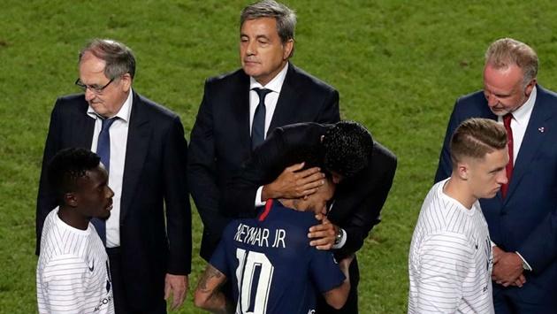 PSG president Al-Khelaifi: I promise we'll win the Champions League - Bóng Đá