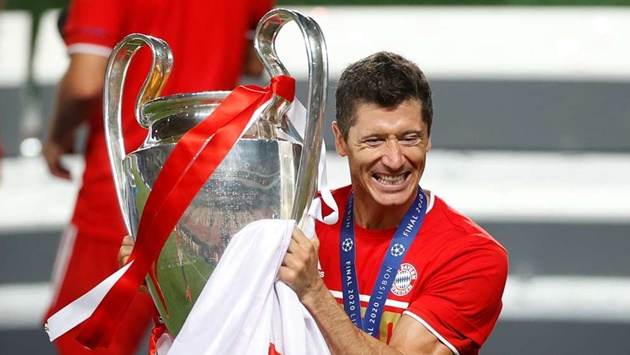 I'd give myself the Ballon d'Or – Bayern Munich ace Lewandowski - Bóng Đá