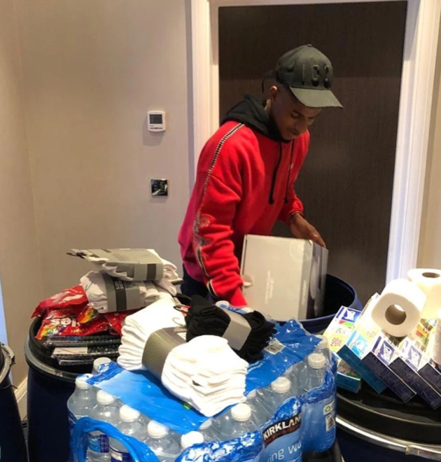 Marcus Rashford 'haunted' by sound of his mum crying herself to sleep as she struggled to provide for her family - Bóng Đá