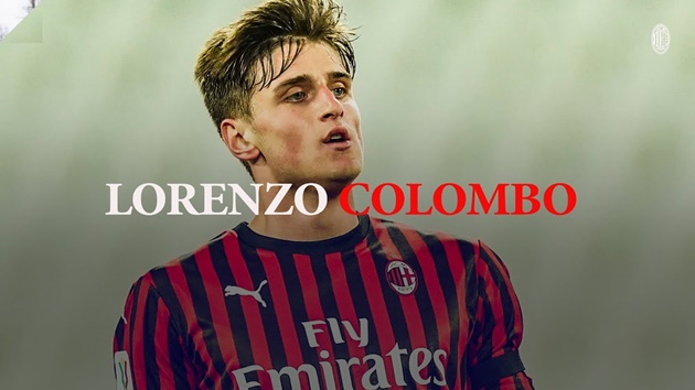 Lorenzo Colombo: Milan's teenage goal machine who idolises Batistuta - Bóng Đá