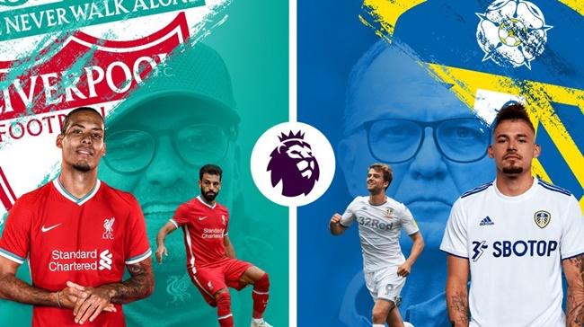 TRỰC TIẾP Liverpool vs Leeds United - Bóng Đá