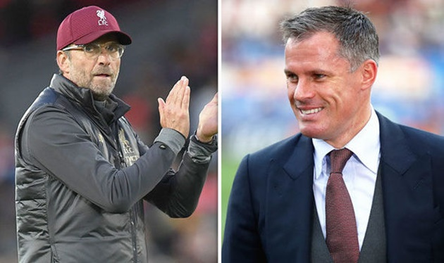 Jamie Carragher hits out at 'disrespectful' Thiago Alcantara to Liverpool transfer speculation - Bóng Đá