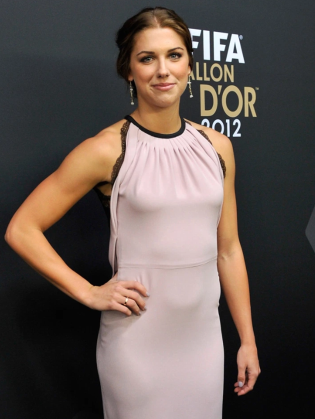 Alex Morgan is groundbreaking footballer, magazine pin-up, movie star and two-time World Cup winner - Bóng Đá