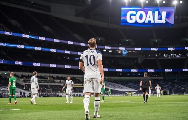 Tottenham thay đổi ra sao sau thất bại 2-7 trước Bayern? - Bóng Đá